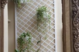 gantungan pot bunga